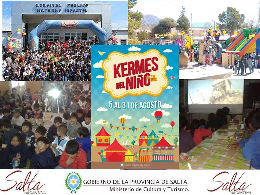 La Kermes Del Nino Recorre La Provincia Secretaria De Cultura De