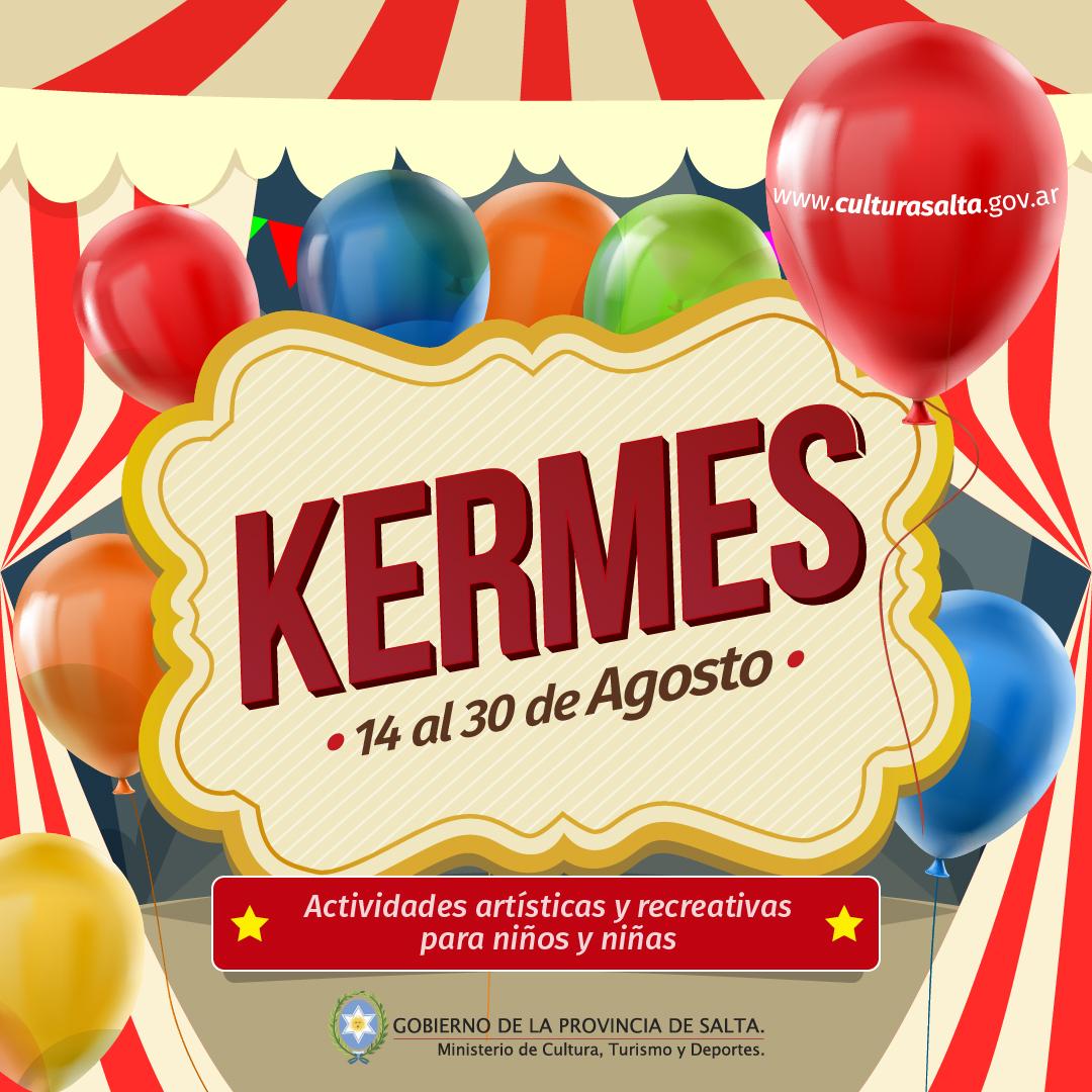 Ciclo Anual Kermes Ninos Salta Secretaria De Cultura De Salta